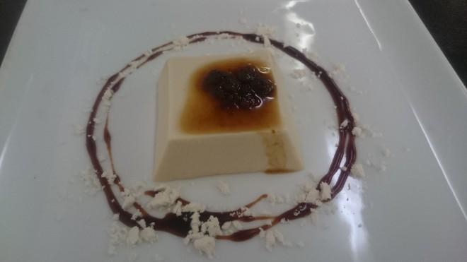 ラ・テッラの美味しいデザート