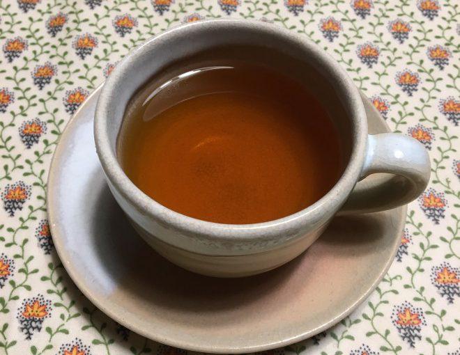 自家製タンポポコーヒー作り つづき