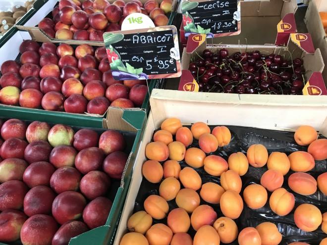 Les légumes et les fruits 野菜と果物