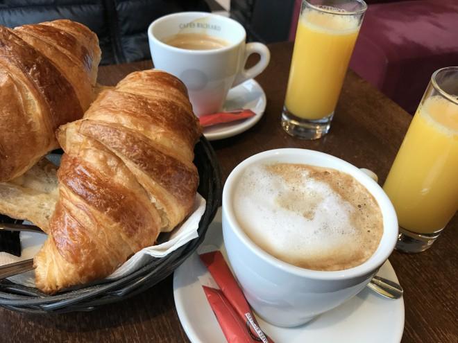 フランスの朝食~Café編~