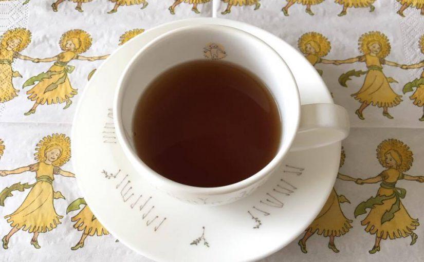 自家製タンポポコーヒー作り