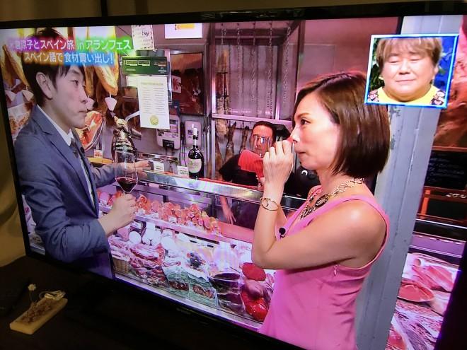 米倉涼子さんに脱帽!