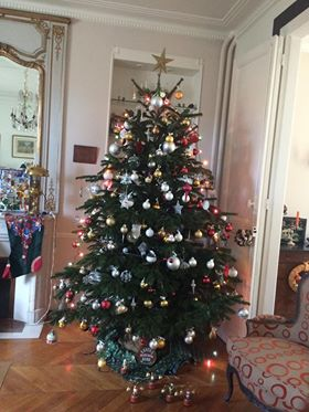 フランスのクリスマスディナー