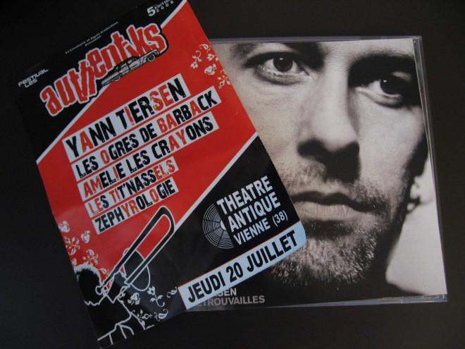 Vienneの古代劇場に行きたい!