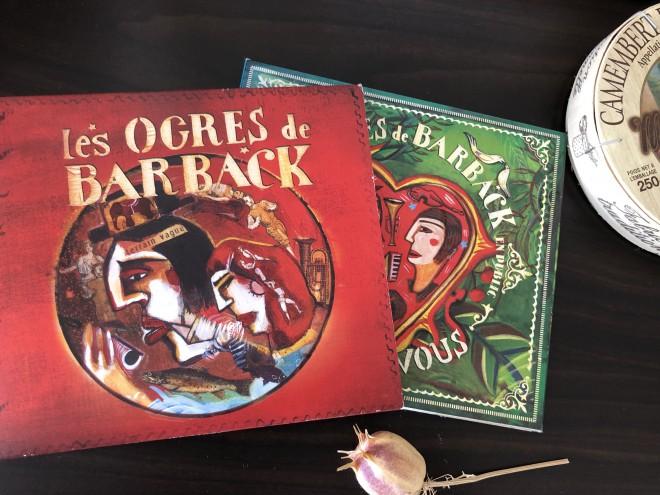 """古代劇場は""""Les Ogres de Barback""""で大盛り上がり"""