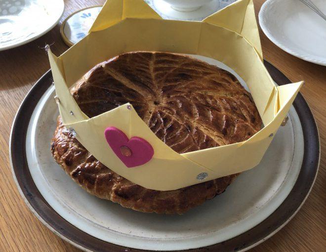 フランス人はgalette des roisを数えられない位食べるの?