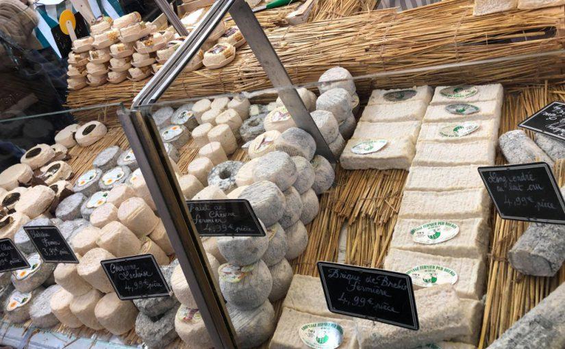 チーズ大国フランス