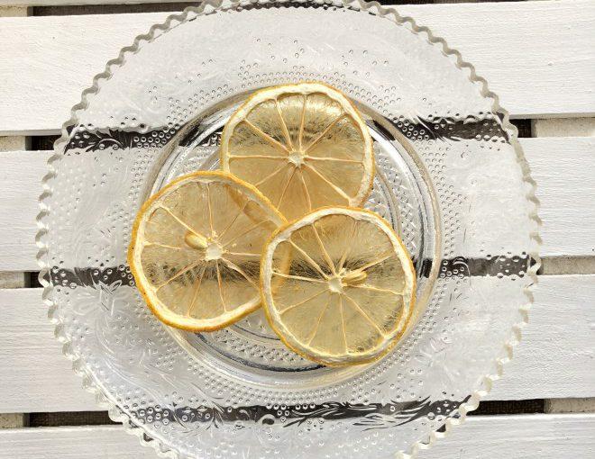 ドライレモンを作りました