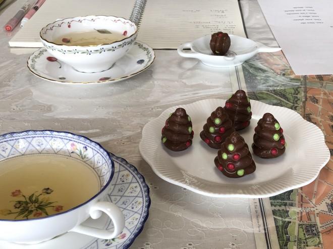 Jeff de Brugesのパチパチはじけるチョコレート